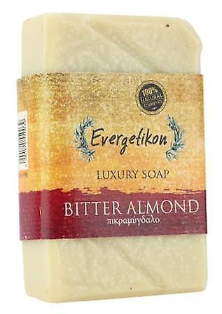 Natural, 130 gr de sabão Cretan amêndoa amarga de azeite extra virgem.