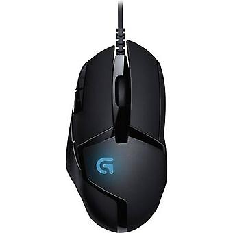 Logitech Gaming G402 Hyperion Fury Gaming mouse Optical Black