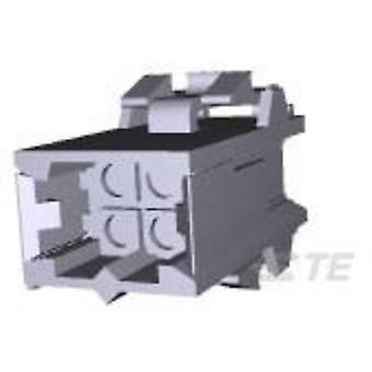 TE połączenia gniazda obudowy - kabel Metrimate całkowita liczba pinów 4 kontakt rozstaw: 5 mm 207016-1 1 szt.