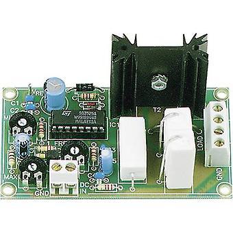 Velleman K8004 PWM power controller Assembly kit 9 V DC, 12 V DC, 24 V DC, 35 V DC 6.5 A