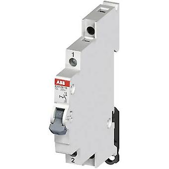 Schalten Sie 16 A 2 Hersteller 250 V AC, 400 V AC ABB 2CCA703005R0001