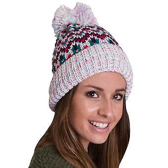 Ulkona näyttää naisten/naisten Oban Pom talvella pipo Ski hattu