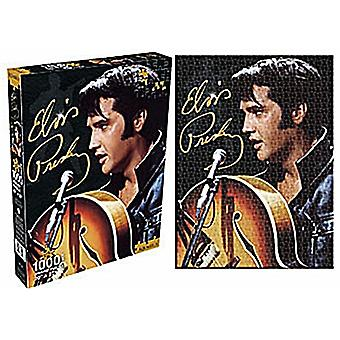 Elvis Presley 1968 1000 bit pussel 690 X 510 Mm