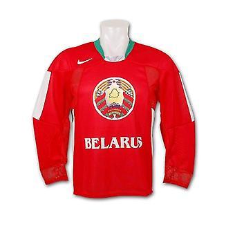 Nike IIHF Belarus jersey