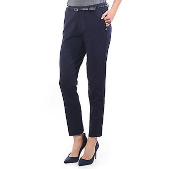 Maison Scotch Tailored Pant With Pressed Pleats With Belt