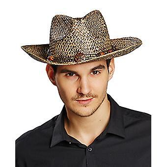 Kapelusz Słomkowy cowboy