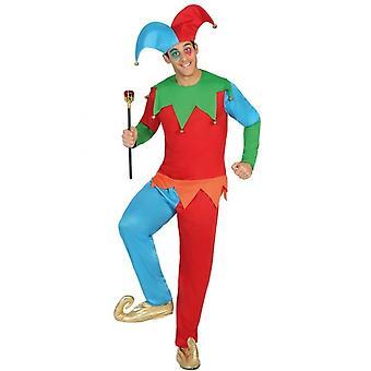 Herren Kostüme Männer Joker Kostüm