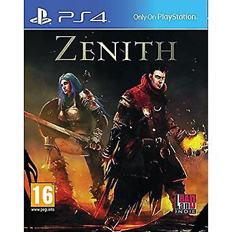Zenith (PS4) - New