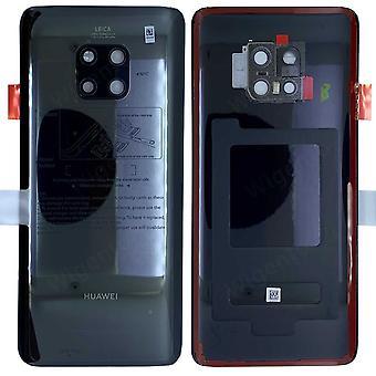 Huawei batería cubierta de la tapa de la batería cubierta negro mate 20 Pro 02352GDC reparación nueva