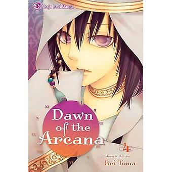 Dawn of the Arcana - Volume 4 by Rei Toma - Rei Toma - 9781421541075