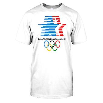 E.U.A. Los Angeles Olympics 1984 Mens T-shirt