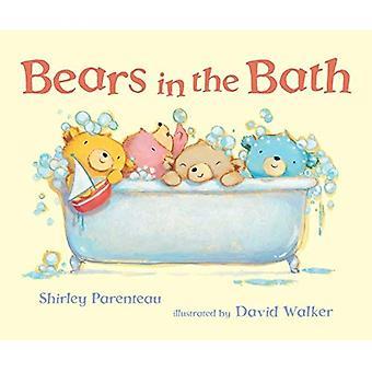 Björnar i badet