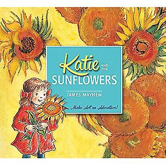 Katie en de zonnebloemen