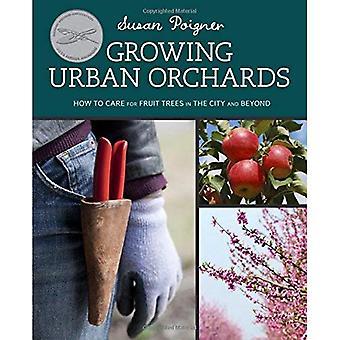 Wachsenden städtischen Obstgärten
