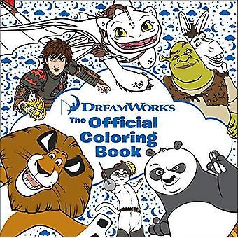DreamWorks: Il libro ufficiale da colorare