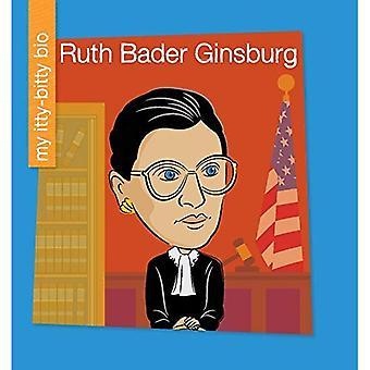 Ruth Bader Ginsburg (mia biblioteca primo: mia piccoletta Bio)