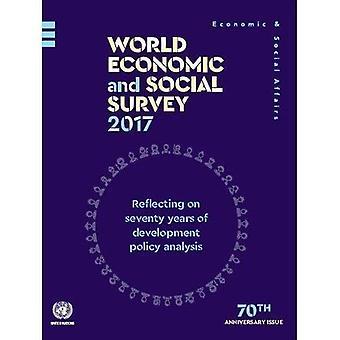 Monde économique et Social Survey 2017: réflexion sur Seventy Years of Development Policy Analysis