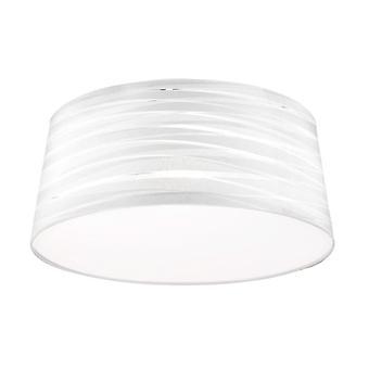 Diffusore in cotone bianco di Belmont - Leds-C4 PAN-226-14