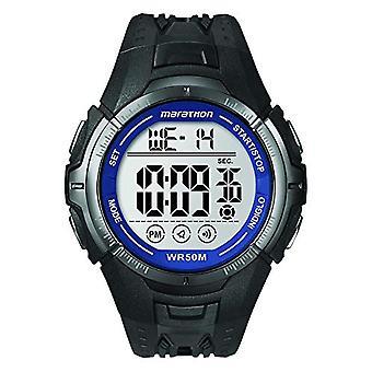 Timex Digital Watch T5K359 wristwatch, plastic, Black