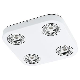 Eglo - Montale LED Alb Reglabil Quad Spot Light EG94178