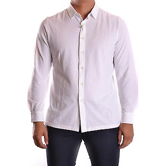 Altea Ezbc048027 Men's White Cotton Shirt