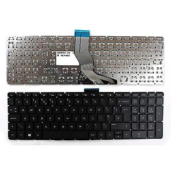 HP Pavilion 15-ab105na svart Windows 8 UK Layout erstatning bærbare tastatur