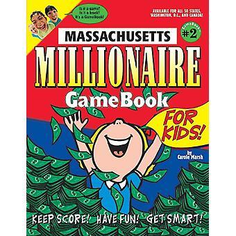 Massachusetts Millionaire by Carole Marsh - 9780635000583 Book