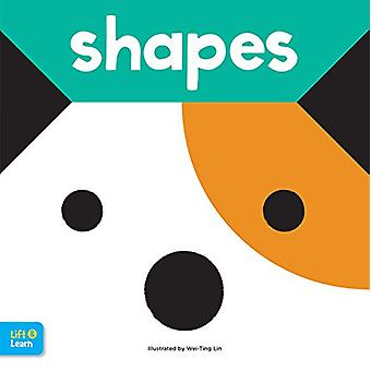 Shapes Lift & Learn - Interactive flaps reveal basic concepts for
