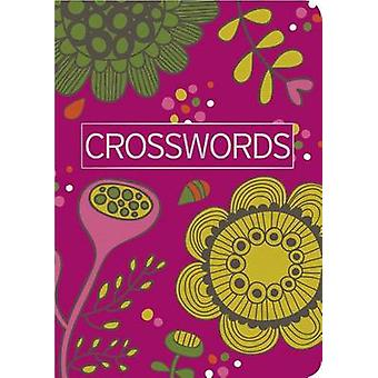 Floral Notebook Crosswords by Arcturus Publishing - 9781785991165 Book