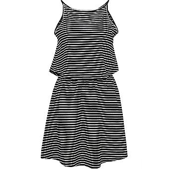 Urban Classics Women's Sweat Dress 2-Layer Spaghetti