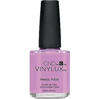 CND vinylux Garden Muse Weekly Nail Polish Summer Collection - Beckoning Begonia (189) 15ml