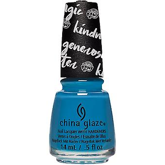 China Glaze Nail Polish Collection - Too Busy Being Awesome (83989) 14ml
