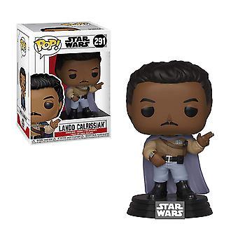 Star Wars kenraali Lando Pop! Vinyyli