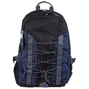 Miscellaneous Other Unisex SH7690 Miami Backpack Navy/Black