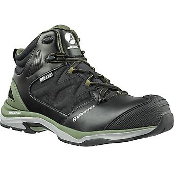 Albatros Mens Ultratrail Olive Ctx Mid Safety Boot