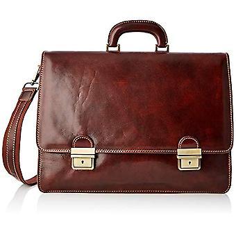 All-Fashion Chicca Cbc181060gf22 Unisex Adult Brown hand bag 17x30x42 cm (W x H x L)