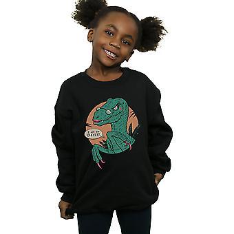 Vincent Trinidad meisjes slim meisje Sweatshirt