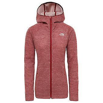 The North Face chaqueta de vellón de mujer Inlux Wool Pro