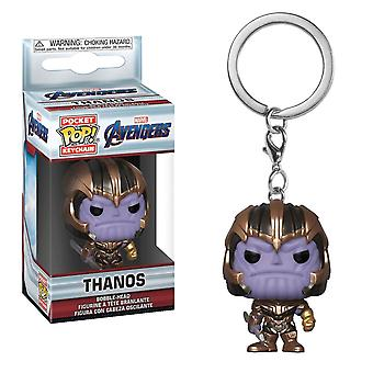 Funko POP avain ketjut: Marvel Avengers Endgame-Thanos