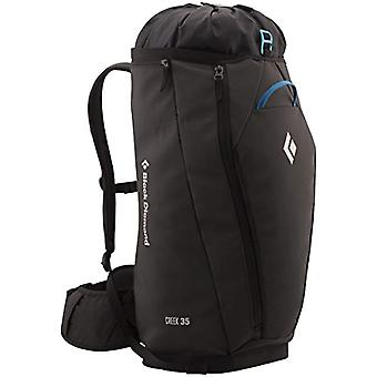 Black Diamond Creek 35 - Unisex Backpack? Adult - Black - S_M