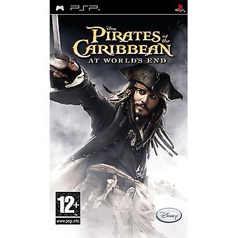 Pirates Of The Caribbean At Worlds end (PSP) - New