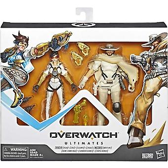 Overwatch, Action figures-McCree and Posh Tracer