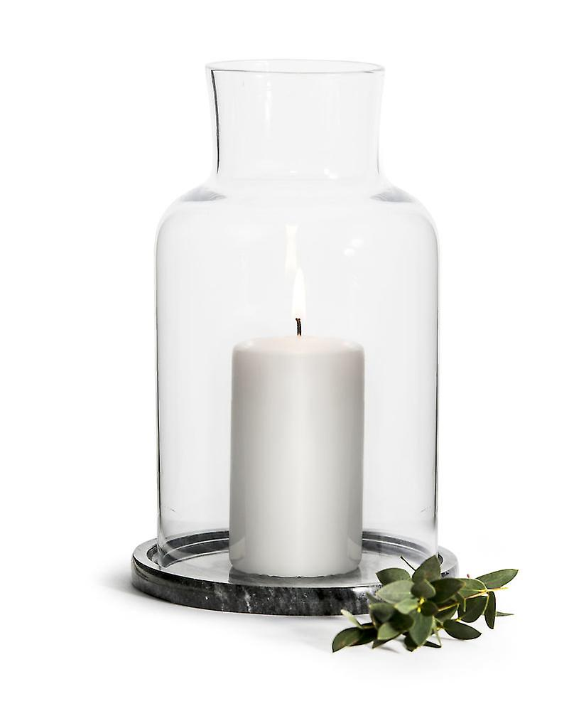 Nature Marble Candle Holder