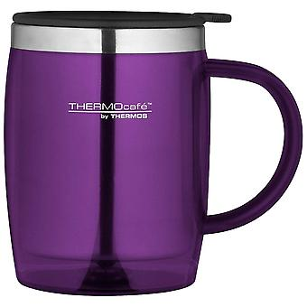 Thermos Purple ThermoCafe tazza da scrivania 450ml