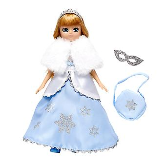 Lottie Doll Snow Queen with Outfit Accessories Set and Tangle Resistant Hair