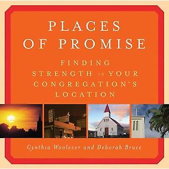 Places of Promise Finding Strength in Your Congregations Location by Woolever & Cynthia