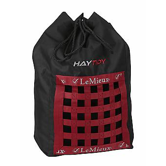 LeMieux Lemieux Hay Tidy Bag - Black