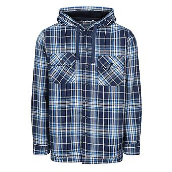 Champion Hombres Merrow Fleece lined Camiseta Lumberjack
