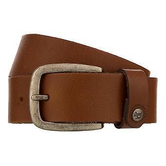 Teal Belt Men's Belt Leather Belt Jeans Belt Cognac 8334