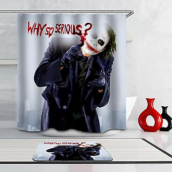 The Joker #002 Shower Curtain